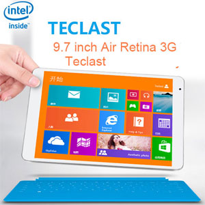 Teclast X98 Air 3G Dual Boot Intel