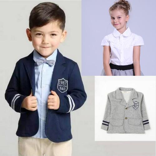 Школьные костюмы для мальчиков и девочек Товары для школы на алиэкспресс
