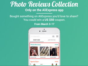 Photo Reviews Collection Aliexpress