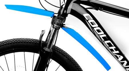 крыло для велосипеда
