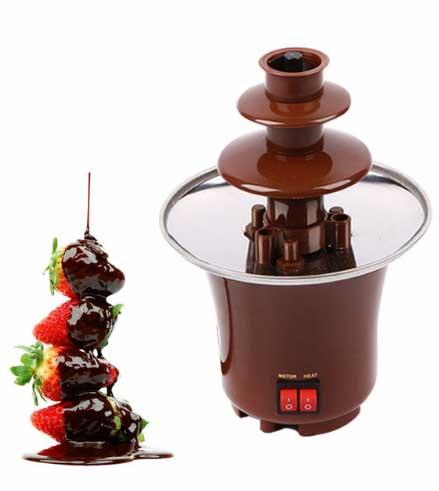 Купить машинку для Фондю Шоколадный Фонтан