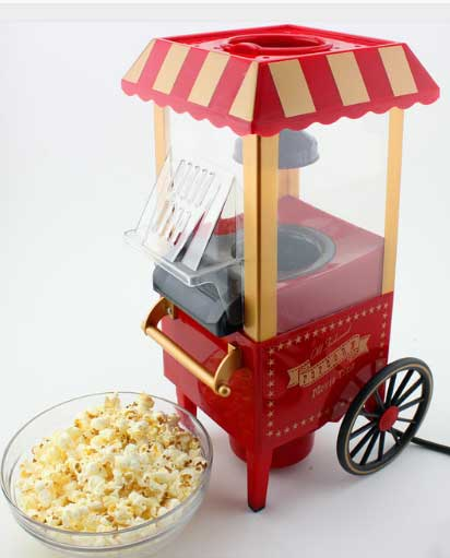 Мини машинка для попкорна