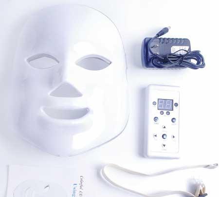 LED Светодиодная маска для лица