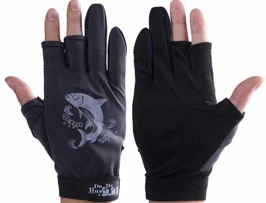 Перчатки для рыбалки купить на АлиЭкспресс