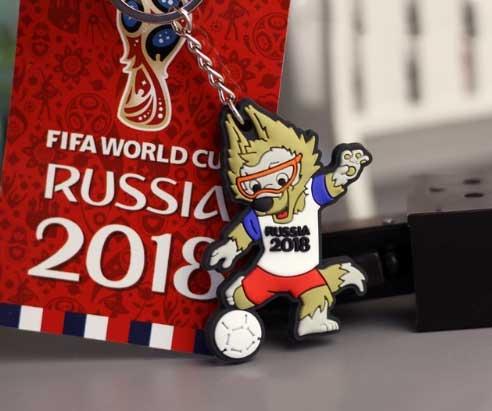 Брелок футбол 2018 Russia World Cup Сувениры к чемпионату мира по футболу 2018 на Aliexpress