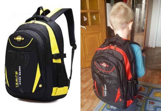 Школьный ранец для мальчиков и девочек