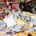 Украденные посылки с AliExpress продаются на базаре
