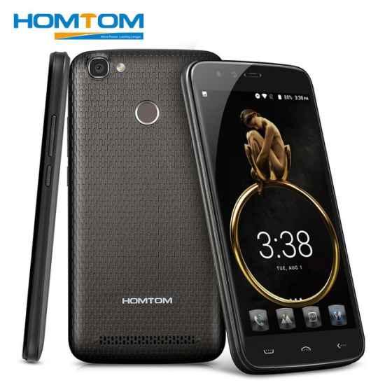Смартфон Doogee HOMTOM HT50 купить в интернете