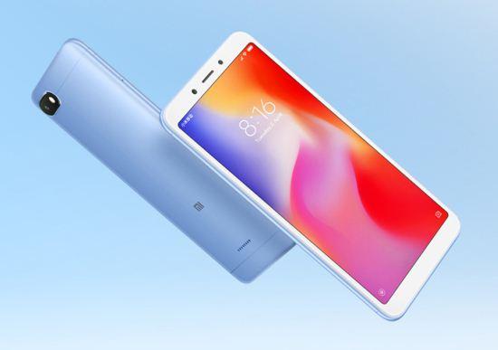 Смартфон Xiaomi Redmi 6A купить на АлиЭкспресс.