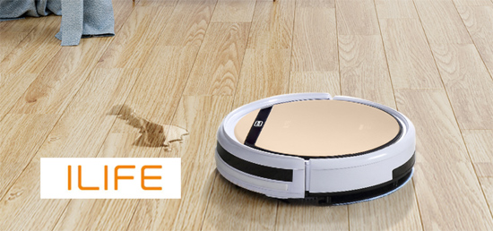 aliexpress топ бренды ILIFE робот уборщик