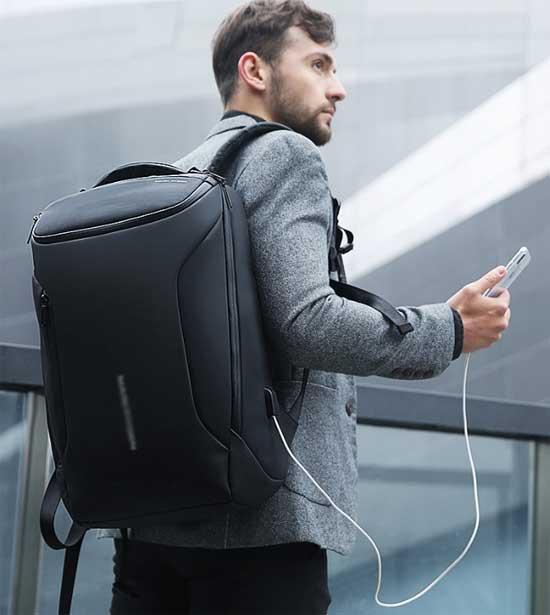 Мужской многофункциональный рюкзак