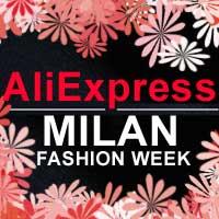 ALIEXPRESS на НЕДЕЛЕ МОДЫ в Милане