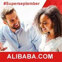 Распродажа на Alibaba.com СУПЕР СЕНТЯБРЬ