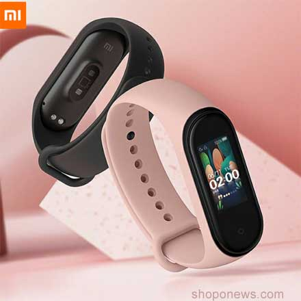 Xiaomi Mi Band 4 – Aliexpress распродажа 11.11.