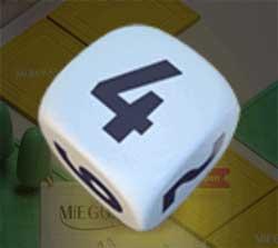Игральный кубик Шопоголия AliExpress 1111