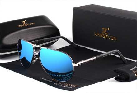 Поляризационные стильные солнцезащитные очки купить на AliExpress.com
