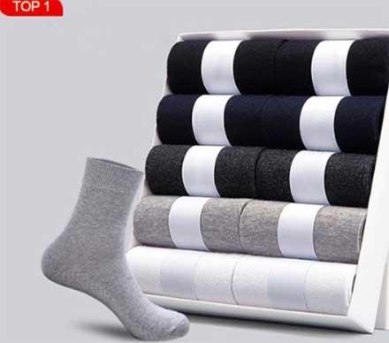 Набор мужских носков купить на Алиэкспресс