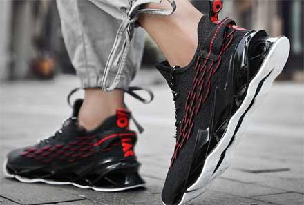 модные мужские кроссовки для бега на АлиЭкспресс
