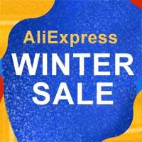 Большая Зимняя Распродажа на AliExpress 2020
