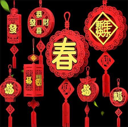 Китайский новый год праздник Весны