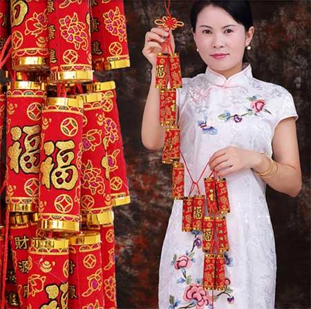 Китайский новый год традиционный праздник Весны в Китае