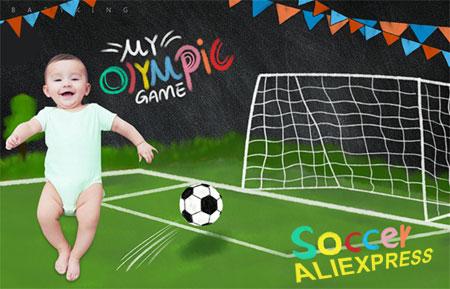 Весь 2020 год для ALiExpress будет спортивным годом