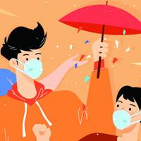 Посылки из Китая на таможне в период кроновирусной вспышки