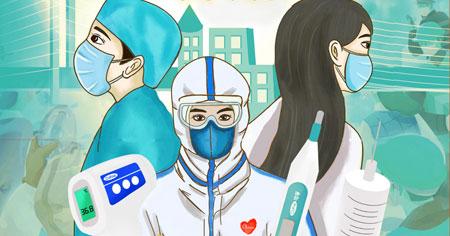 Средства индивидуальной защиты от коронавируса на AliExpress