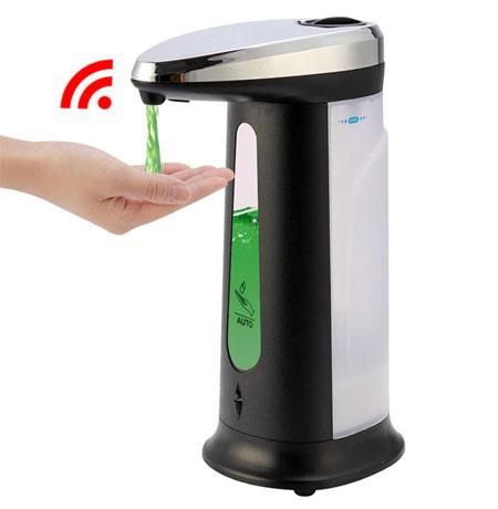 400 мл Автоматический дозатор жидкого мыла для кухни и ванной