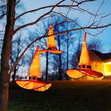 Halloween Шляпа ведьмы.