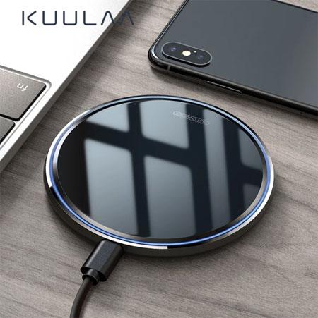 Беспроводное зарядное устройство KUULAA купить на распродаже Алиэкспресс