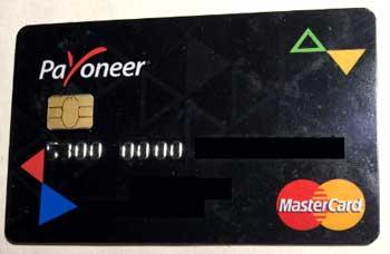 master card payoneer ukraine